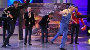 КВН. Премьер лига 2013 Сезон-1 Вторая игра одной четвёртой финала