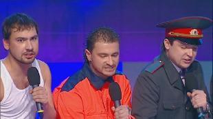 КВН. Высшая лига 2012 Сезон-1 Вторая игра одной четвёртой финала