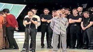 КВН Высшая лига Высшая лига 2002 - Первая 1/4