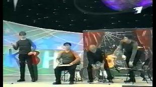 КВН Высшая лига Высшая лига 2002 - Вторая 1/8