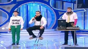 КВН Высшая лига Высшая лига 2010 - Первая 1/2