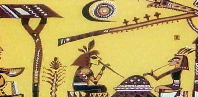 Смотреть Легенды перуанских индейцев