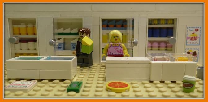 Смотреть Lego Байки - ЗомбиЛэнд (Часть 4) - ОТРЫВОК