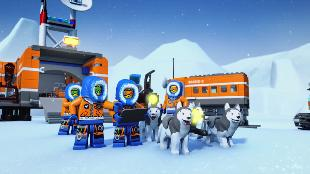 Лего. City Сезон-1 Исследуй Арктику