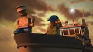 Лего. City Сезон-1 Рыбалка на неприятности