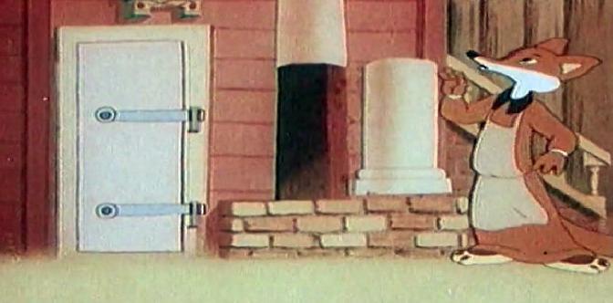 Смотреть Лиса-строитель