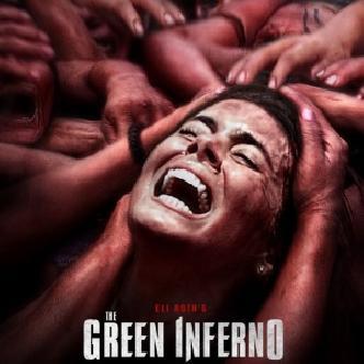 Смотреть Людоеды атакуют в ужастике «Зеленый Ад»