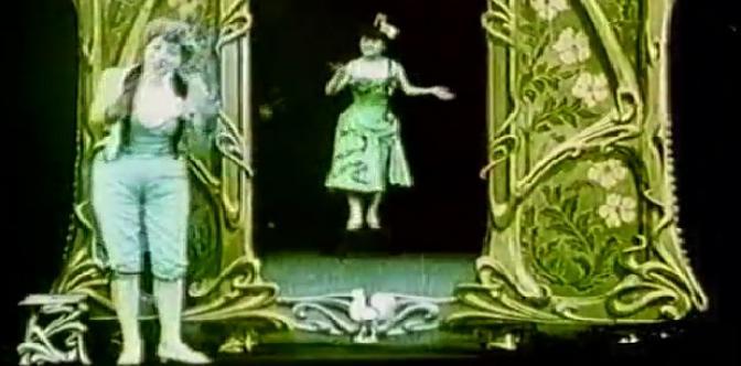 Смотреть Магическое зеркало