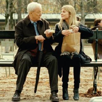 Смотреть Майкл Кейн и «Последняя любовь мистера Моргана»