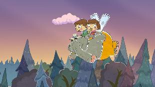 Малыши и Летающие звери Сезон-1 Непослушный слон