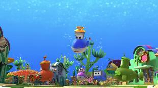 Марин и его друзья. Подводные истории Сезон-1 Марин быстрее всех