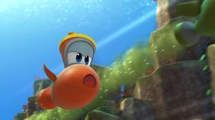 Марин и его друзья. Подводные истории Сезон-1 Марин – новый ученик
