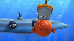Марин и его друзья. Подводные истории Сезон-1 Уплывший скат