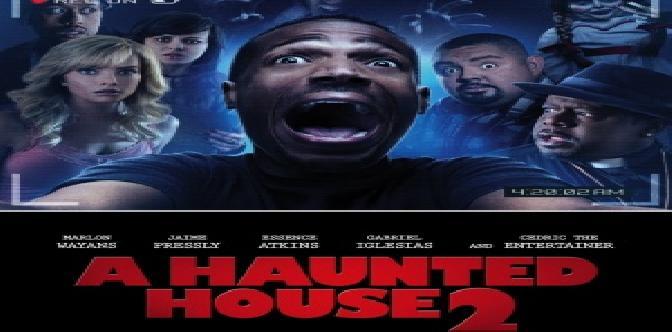 Смотреть Марлон Уайанс в сиквеле «Дом с паранормальными явлениями 2»