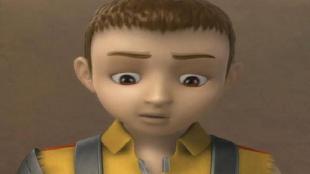 Марти – железный мальчик Сезон-1 Бегство из Оранжевой долины