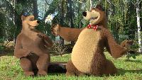 Маша и Медведь Сезон-1 Серия 5. Весна пришла!