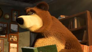 Маша и Медведь Сезон 1 Серия 23. Подкидыш