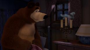 Маша и Медведь Сезон 1 Серия 39. Сказка на ночь