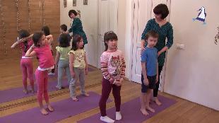 Мастер-классы Сезон-1 Простые упражнения детской йоги