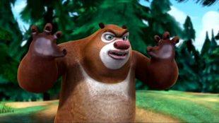 Медведи-соседи 1 сезон 1 серия. Новый сосед