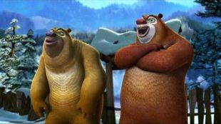 Медведи-соседи 1 сезон 38 серия. Зимняя спячка лесоруба