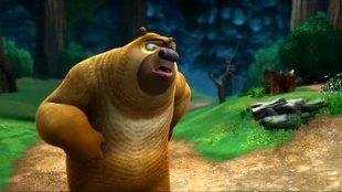 Медведи-соседи 1 сезон 43 серия. Игра с огнем