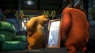 Медведи-соседи 1 сезон 57 серия. Зеркало, зеркало