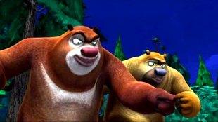 Медведи-соседи 1 сезон 61 серия. Жуткий лес