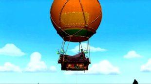 Медведи-соседи 1 сезон 62 серия. Летающий дом
