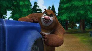 Медведи-соседи 1 сезон 87 серия. Светофор