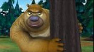 Медведи-соседи Сезон-1 Брамбл спасает деревья