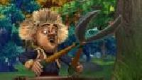 Медведи-соседи Сезон-1 Фруктовые бомбы