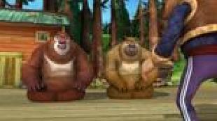 Медведи-соседи Сезон-1 Кунг-Фу мишки