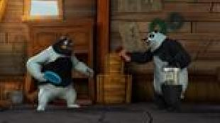 Медведи-соседи Сезон-1 Панда?
