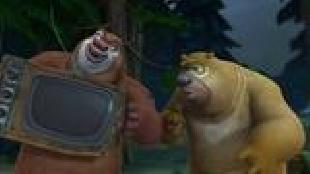 Медведи-соседи Сезон-1 Телевизор Вика