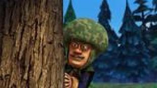 Медведи-соседи Сезон-1 Ультра классный камуфляж