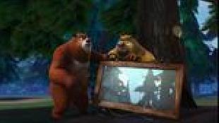Медведи-соседи Сезон-1 Зеркало, зеркало