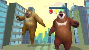 Медведи-соседи Сезон-2 Битва за еду