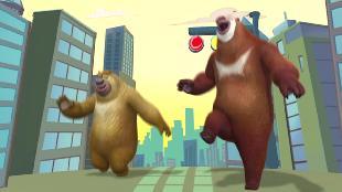 Медведи-соседи Сезон-2 Отличное новое оружие охотника Вика