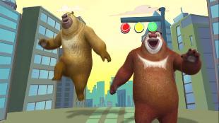 Медведи-соседи Сезон-2 Серфинг на траве