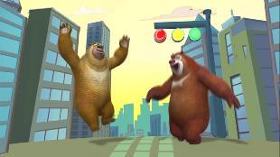 Медведи-соседи Сезон-2 Сияющий медведь