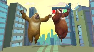 Медведи-соседи Сезон-2 Уличное выступление