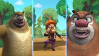 Медведи-соседи Зимние приключения Зимние приключения - Серия 2