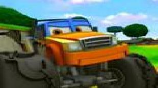 Метеор и крутые тачки Сезон-1 Клуб гоночных грузовиков