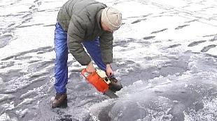 Мир подводной охоты Сезон-1 Особенности зимней охоты