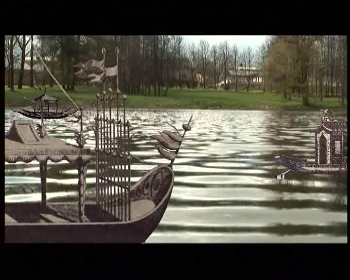 Смотреть Мир русской усадьбы. часть 2
