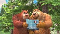 Мишки-Братишки: В поисках тигра Сезон-1 Приключения начинаются
