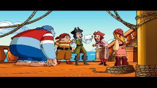 Монстры и пираты Сезон 1 Академия Черной Бороды