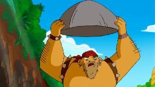 Монстры и пираты Сезон 1 Храм Рыбы-Радуги