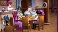 Монстры и пираты 2 сезон 17 серия. Перевернутый остров